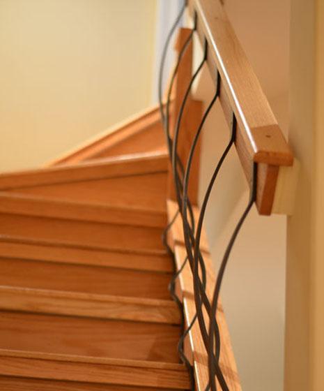 Custom Stairs Sample