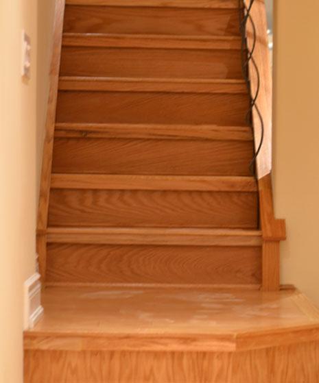 Custom Stairs Sample 2
